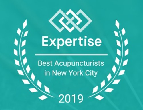 Award for Best Acupuncturist in NYC – 2019 Expertise